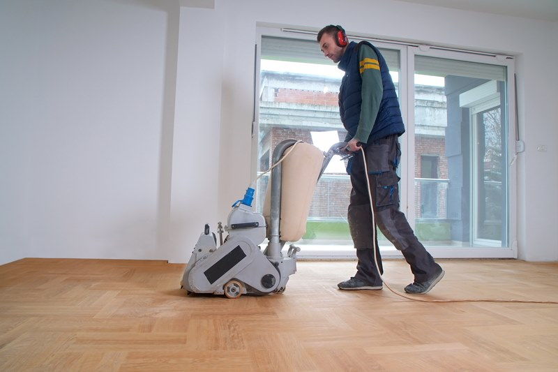 Health benefits of dust free sanding