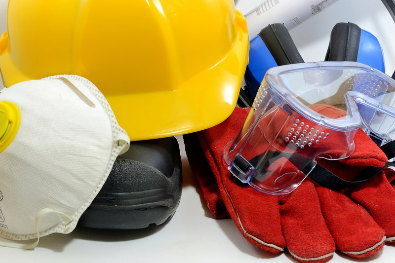Safety Equipment: What do you need to sand a floor?