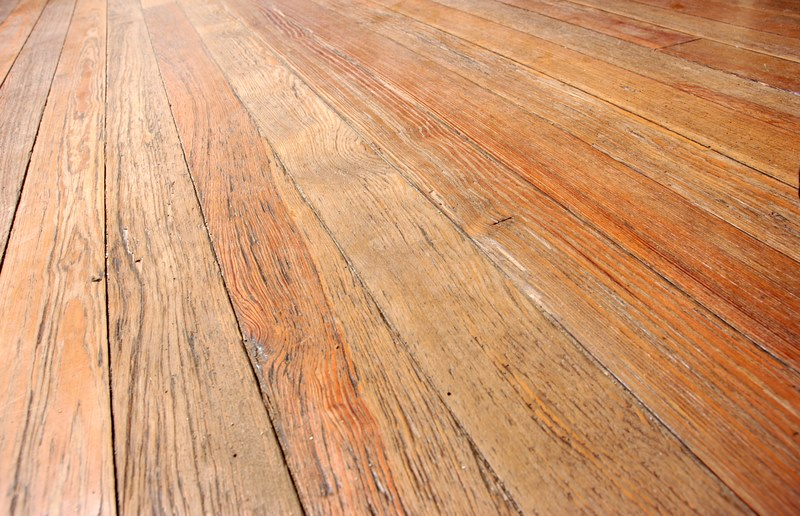 Damaged Floor? Here's What You Need to Do