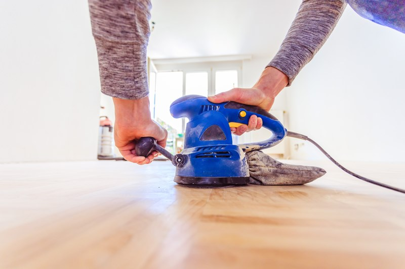 The Benefits of Floor Sander Hire