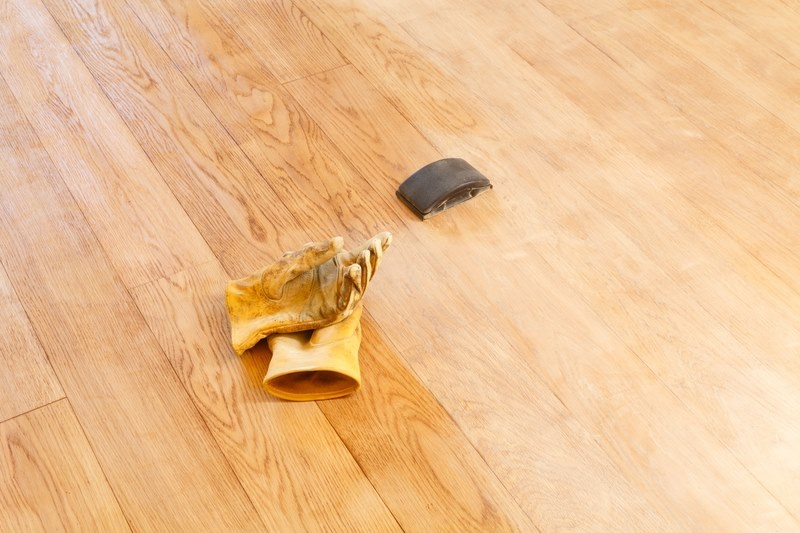 The Importance of Aftercare for Your Newly Sanded Wooden Floors